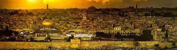 La Ciudad Santa de Dios Jerusalen