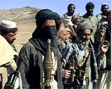 guerreros de Jihad en Afghanistan