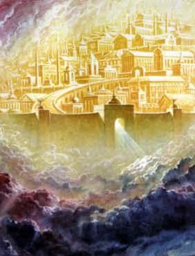 Resultado de imagen para Tenemos en el cielo una morada eterna.